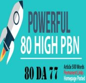 80 Powerfull High Class PBN permanen dari JASABACKLINK.ORG