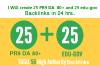 Backlink PR + GOV kualitas terbaik membantu SEO anda
